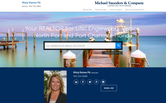 Website of Michael Saunders & Co - Misty Raines, Realtor