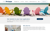 Website of MSC Mortgage