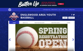 Website of Englewood Area Youth Baseball