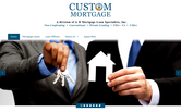 Website of Custom Mortgage-Bob Craft