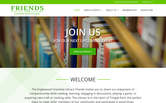 Website of Friends of Englewood Charlotte Library