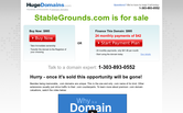Website of Stable Grounds, Inc.