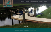 Website of Eco Marine Solutions LLC