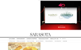 Website of Sarasota Magazine
