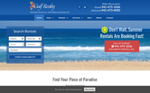 Website of Gulf Realty-Tom Frydryk