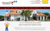 Website of Suncoast One Title & Closings, Inc.
