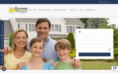 Website of Gulfside Mortgage Services