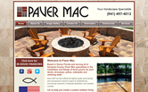 Website of Paver Mac