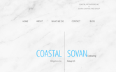 Website of Coastal Mitigations, Inc.