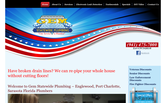 Website of Gem Statewide Plumbing, Inc.