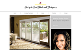 Website of Best of The Best Blinds & Designs & Repair, LLC