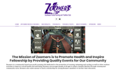 Website of Zoomers SW Florida Running & Triathlon Club