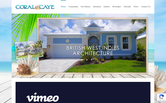 Website of Coral Caye