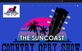 Website of The Suncoast Country Opry Show LLC