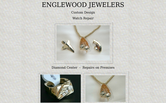 Website of Englewood Jewelers