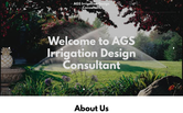 Website of Allan Schildknecht Irrigation Design Consultant