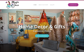 Website of Marji's on McCall