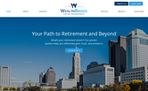 Website of WealthBridge Capital Management
