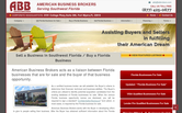 Website of American Business Brokers
