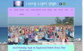 Website of Englewood Yoga Center  & Englewood Beach - Loving Light Yoga