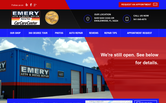 Website of Emery Auto & Diesel Repair