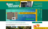 Website of Kobie Complete Heating & Cooling Inc.