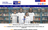 Website of United Way of Charlotte County