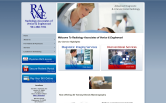 Website of Radiology Associates of Venice and Englewood (RAVE)