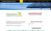 Website of Englewood Community Coalition