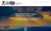 Website of Short Stop Printing, Inc.