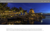 Website of Suncoast Architect, Inc.