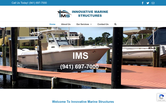 Website of Innovative Marine Structures