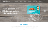 Website of Johnny Leverock's Seafood House