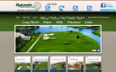 Website of The Hills Restaurant at Rotonda Golf & Country Club