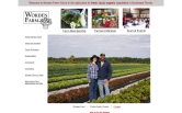 Website of Worden Farm