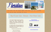 Website of Floridian Realty Services, LLC - BROKER