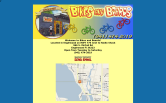 Website of Bikes and Boards