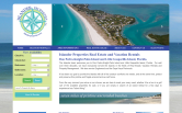 Website of Islander Properties Home Services LLC