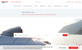 Website of MarineMax