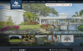 Website of Plantation Golf & Country Club