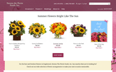 Website of Ann's Flowers Inc.