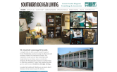 Website of Southern Design Living, Inc
