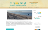 Website of Sun Coast Inn