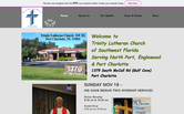 Website of Trinity Lutheran Church of SWFL