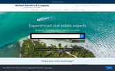 Website of Michael Saunders & Company-Mary Smedley, Realtor