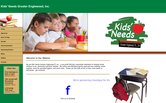 Website of Kids' Needs Greater Englewood Area Inc.