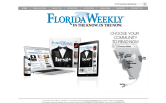 Website of Florida Weekly