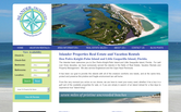 Website of Islander Properties, Inc. - Robin Madden, Real Estate Broker/Owner