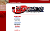 Website of Fellowship Church