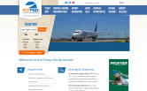 Website of Charlotte County Airport Authority